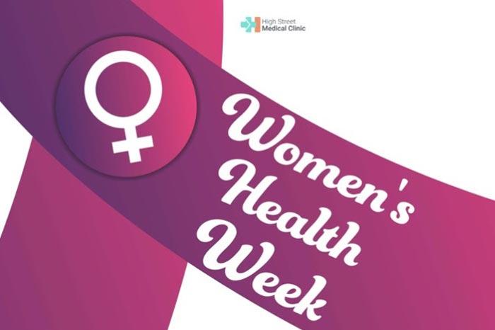 women's health week 2021